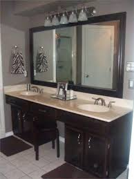 bathroom mirror scratch removal malibu ca youtube: how to fix the big ugly mirror bathroom ideas pinterest to