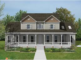 High Meadow Country Farmhouse Plan D    House Plans and MoreHigh Meadow Country Farmhouse  HOUSE PLAN