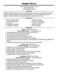 custodian resume templates cipanewsletter janitorial resume janitor job resume template janitorial