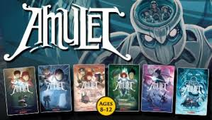 Image result for amulet series images