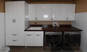 Laundry Cabinets Home Depot Furniture Inspiring Utility Sink Cabinet For Laundry
