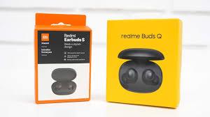 <b>Realme</b> Buds Q vs Redmi Earbuds S Review - YouTube