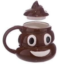 <b>Кружка</b>-какашка Mr <b>Poo</b> купить подарок за 790 рублей | Подарков ...