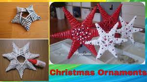 <b>DIY</b> Handmade Christmas ornaments | Xmas Ideas <b>2017</b> 2018