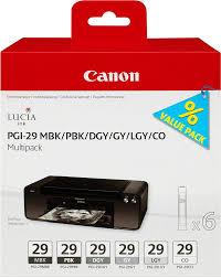 <b>Картридж Canon PGI-29</b>, разноцветный, для струйного принтера ...