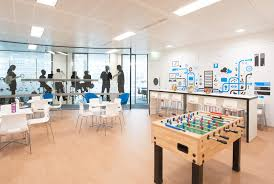 tradedoubler office design fit out the helicon building london office relocation adelphi capital office design office refurbishment london