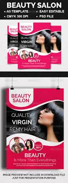 beauty salon promotion flyer shops models and hair salons beauty salon promotion flyer