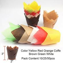 <b>50pcs</b> Rainbow Cupcake Paper Liners Muffin Cases Cup Cake ...