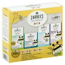 Zarbee's® <b>Naturals</b> 4-Piece <b>Baby Bee Prepared</b> Kit | Bed Bath ...