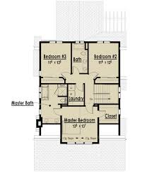 Bedroom Storybook Bungalow   BE   nd Floor Master Suite    Reverse Floor Plan Pinit white