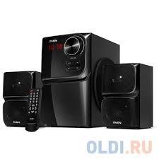 <b>Колонки Sven MS</b>-<b>305</b> 2.1 <b>Black</b> — купить по лучшей цене в ...