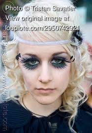 eyelashes extensions, burning man <b>decompression</b> 2008