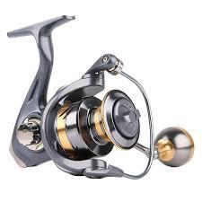 <b>Fishing Reel All Metal</b> Spool <b>Spinning Reel Handle</b> Line Spool ...