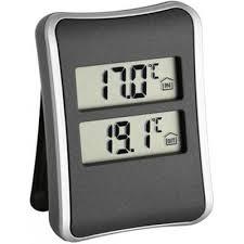 <b>Термометр</b> цифровой с внешним проводным датчиком <b>TFA</b> ...