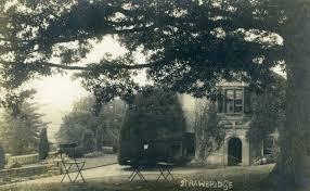 strawbridge house hatherleigh history strawbridge house 1920 s