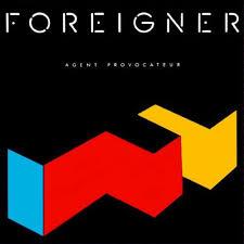<b>Foreigner</b> - <b>Agent Provocateur</b> (1984) | Rock album covers, Classic ...