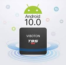 VIBOTON <b>2020 Latest</b> Android 10 - TV Box, T95 Super Android 10 ...