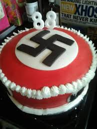 Image result for image of a nazi cake