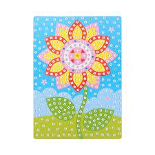 <b>EVA mosaic</b> Point Sticker 3D DIY Manual Pinup Picture Mosaic ...