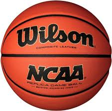 <b>Мяч баскетбольный Wilson NCAA</b> Replica Game Ball WTB0730 ...