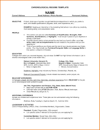 resume templates format layout chronological throughout 85 stunning good resume layout templates