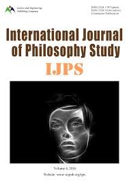international journal of philosophy study