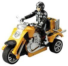 Купить <b>радиоуправляемый</b> мотоцикл <b>Yuan Di Трицикл</b> YD898 ...