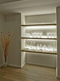 inspired led shelving accent led lighting led lighting display cabinet accent lighting