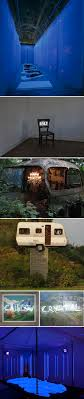 collabcubed light installations neon cool contemporary art lumen trailer trucks with lights artist creates mobile homes