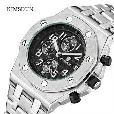 2019 <b>New</b> Watches Men Luxury <b>Brand KIMSDUN</b> Chronograph ...