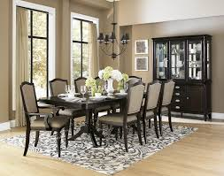Two Toned Dining Room Sets Furnitureshopping Com 630x630 Home Decorating Ideas Chantals Chic
