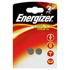 Купить <b>Батарея Energizer</b> Alkaline LR44/A76 <b>1</b>,5V 2 шт в каталоге ...