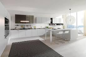 top white modern kitchen cabinets black white modern kitchen tables