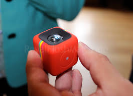 CE Week 2014: Introducing the <b>Polaroid Cube</b>