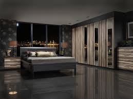 contemporary bedroom furniture sets shiny grey marble laminate floor cute brown fur rug grey fur rug the best black hardwood high curving headboard the best hardwoods for furniture