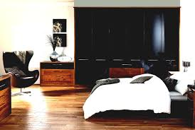 awesome bedroom decorating bedrooms decorations ideas which has several black wardrobes and brown wingback chair awesome bedrooms black