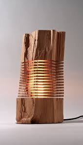 this lamp is unique each piece of wood is different thats the beauty of artistic wood pieces design