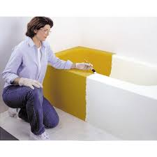 Image result for apply a special protective coating for your bathtub