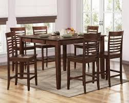 bar height kitchen table sets counter height kitchen table sets