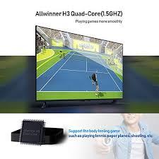 Android 10.0 TV Box, TUREWELL <b>T95 Super</b> TV Box <b>Allwinner</b> H3 ...