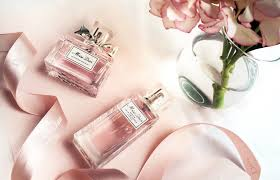 Welcoming Spring with <b>Miss Dior</b> Blooming Bouquet & <b>Hair Mist</b>