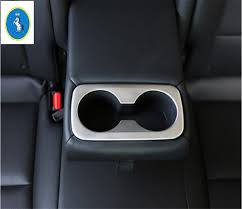 <b>Yimaautotrims</b> Auto Accessory Rear Seat Water Cup Holder Frame ...
