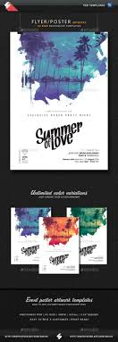 17 best ideas about party flyer graphic design psd summer of love party flyer poster template a3 only available here ➝