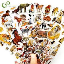 animal sticker for scrapbooking — международная подборка ...
