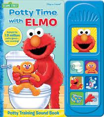 com potty time elmo liittle sound book phoenix com potty time elmo liittle sound book phoenix international publications editors of phoenix international publications toys games