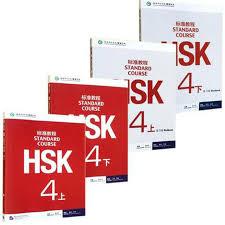 <b>4PCS</b>/<b>LOT 4pcs Chinese</b> English exercise book HSK students ...