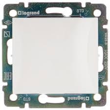 <b>Legrand</b> 774401 Выключатель <b>одноклавишный Valena</b> 10 AX 250 В