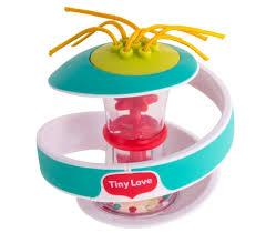 <b>Погремушка Tiny Love Чудо</b>-<b>шар</b> (со шнурками) — купить по ...