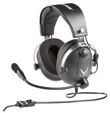игровая гарнитура thrustmaster thr90 t flight u s air force edition для xbox one ps4 nintendo switch 3ds pc
