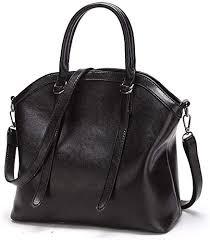 Mynos Women Handbag Purse Retro Top-handle ... - Amazon.com